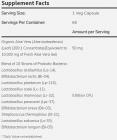 Aloe Vera 10,000mg & Probiotics / 60Vcaps.