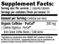 Natural Caffeine PurCaf® / 60 Vcaps