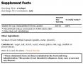 Vitamin D-3 / 400 IU / 180 Softgels