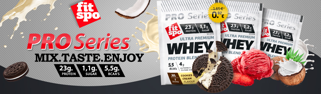 FIT SPO Whey Protein Blend