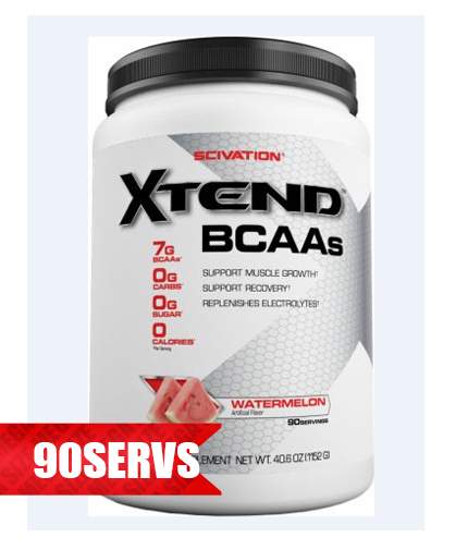 scivation Xtend Intra-Workout Catalyst! /New Formula/ 90 Servs.