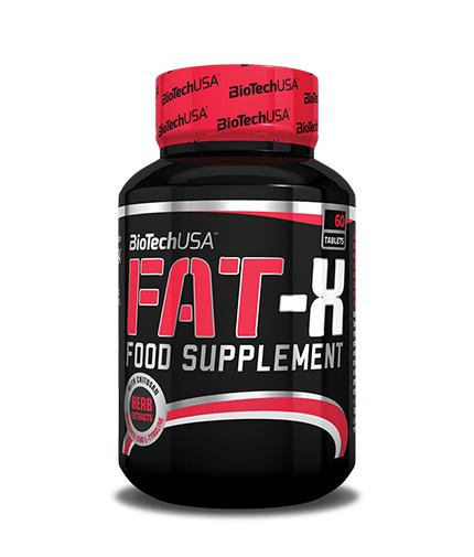 biotech-usa Fat-X / 60 Tabs.