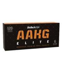 BIOTECH USA AAKG Elite / 120 Caps.
