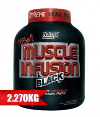 NUTREX Muscle Infusion Black 5 lbs.