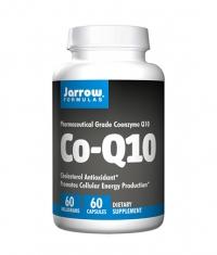 Jarrow Formulas Co-Q10 (Ubiquinone) 60mg / 60 Caps.