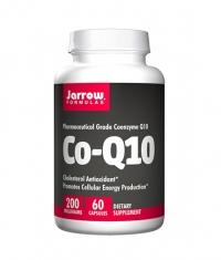 Jarrow Formulas Co-Q10 (Ubiquinone) 200mg / 60 Caps.