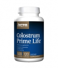 Jarrow Formulas Colostrum Prime Life / 120 Caps.