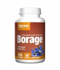 Jarrow Formulas Borage (GLA) / 60 Soft.