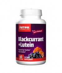 Jarrow Formulas Blackcurrant + Lutein / 60 Caps.
