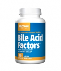 Jarrow Formulas Bile Acid Factors / 90 Caps.