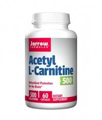 Jarrow Formulas Acetyl L-Carnitine 500 / 60 Caps.