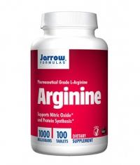 Jarrow Formulas Arginine / 100 Tabs.