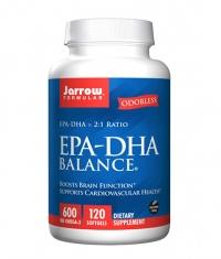 Jarrow Formulas EPA-DHA Balance® / 120 Soft.