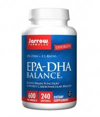 Jarrow Formulas EPA-DHA Balance® / 240 Soft.