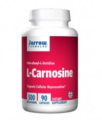 Jarrow Formulas L-Carnosine / 90 Caps.