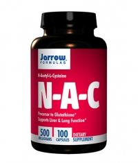 Jarrow Formulas NAC / 100 Caps.