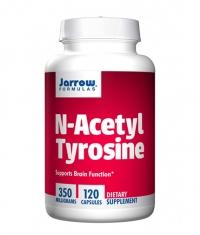Jarrow Formulas N-Acetyl Tyrosine / 120 Caps.