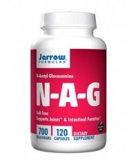 Jarrow Formulas N-A-G / 120 Caps.