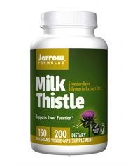 Jarrow Formulas Milk Thistle / 200 Caps.