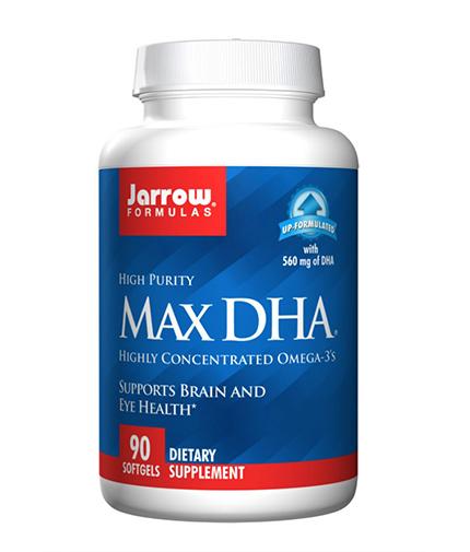 jarrow-formulas Max DHA® / 90 Soft.