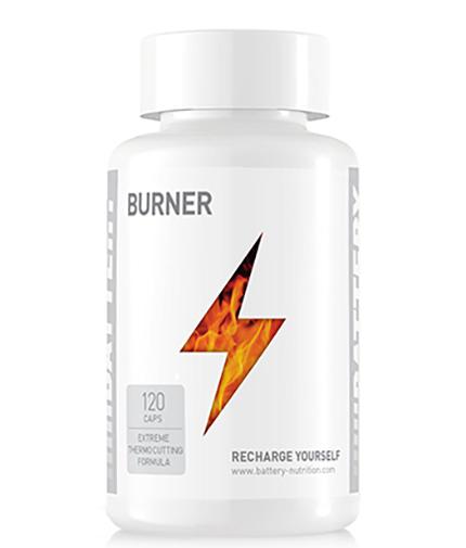 battery Burner / 120caps.