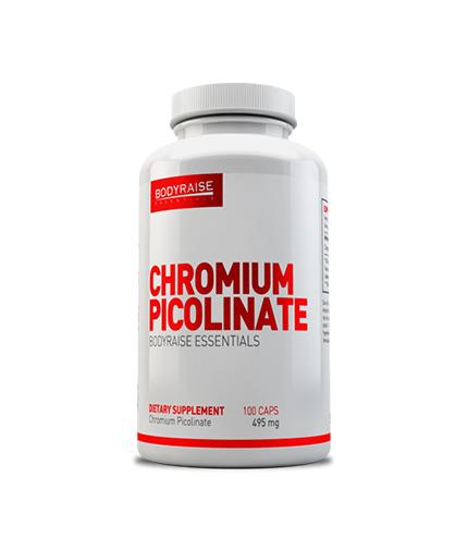 bodyraise-nutrition Chromium Picolinate / 100 Caps.