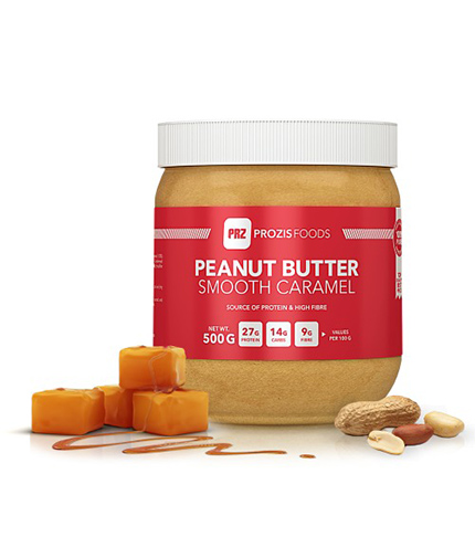 PROZIS FOODS Peanut Butter / Flavored 500g.