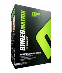 MUSCLE PHARM Shred Matrix 120 Caps. /NEW Formula/