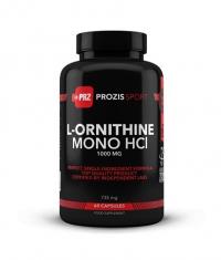 PROZIS L-Ornithine Mono HCL 1000mg / 60caps