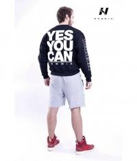 NEBBIA 992 Men's Sweatshirt / black