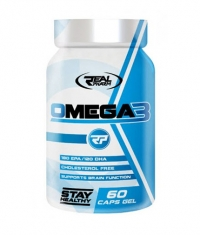 REAL PHARM Omega-3 / 60 Soft.