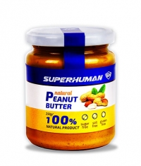 SUPERHUMAN Peanut Butter / Natural