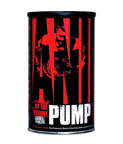 universal-animal Animal Pump 30 Packs
