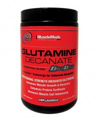 MUSCLEMEDS Glutamine Decanate 300g.