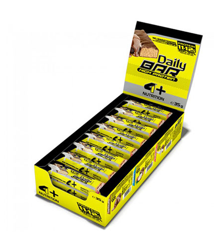 4+ NUTRITION Daily Bar / 24x35g.