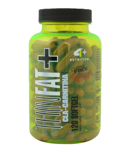4-nutrition ThinFat+ / 120 Soft.