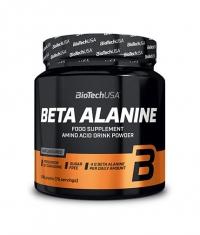 BIOTECH USA Beta Alanine Powder / 150 Serv.