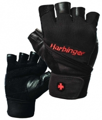 HARBINGER Pro /Wrist Wraps/