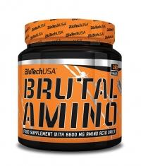 BRUTAL NUTRITION Amino / 250 Tabs.