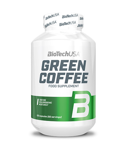 biotech-usa Green Coffee / 120 Caps.
