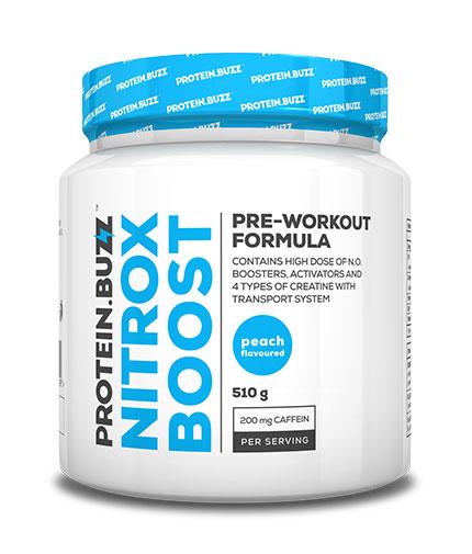 protein-buzz Nitrox Boost / 510g.