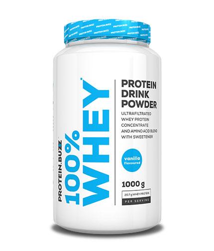 protein-buzz 100% Whey Protein