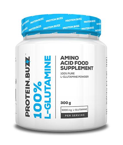 protein-buzz 100% L-Glutamine / 300g.