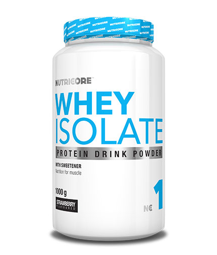nutricore Whey Isolate