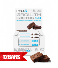 PhD Growth Factor 50 /12 x 100gr/