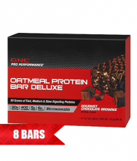 GNC Oatmeal Protein Bar Deluxe 105g. /8pcs/