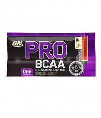 OPTIMUM NUTRITION PRO BCAA / 1serv.