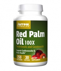 Jarrow Formulas Red Palm Oil 100X / 30 Soft.