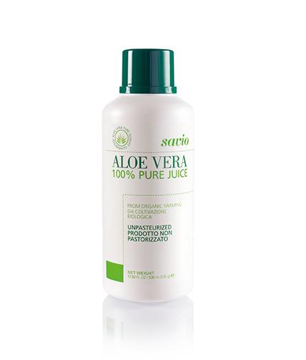 savio 100% Aloe Vera Pure Juice / 530ml