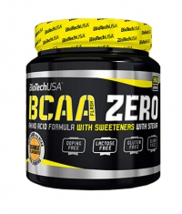 BIOTECH USA BCAA Flash Zero / 40 Serv.